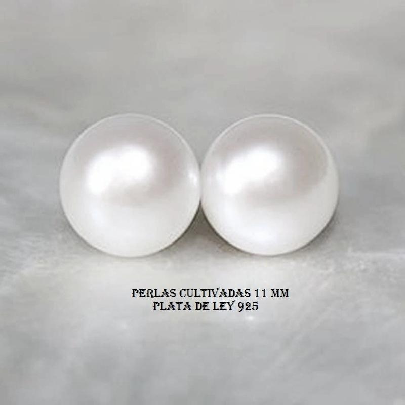 f7450354d9d5 Pendientes de Perlas Cultivadas 11-11